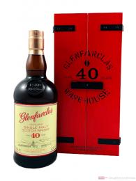 Glenfarclas 40 Years Highland Single Malt Scotch Whisky 0,7l