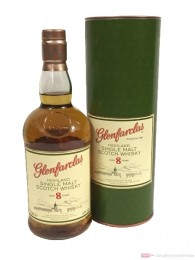 Glenfarclas 8 Years Single Malt Scotch Whisky 0,7l