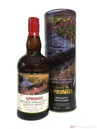 Glenfarclas Springs Single Malt Scotch Whisky 0,7l