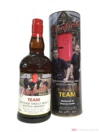 Glenfarclas Team Single Malt Scotch Whisky 0,7l