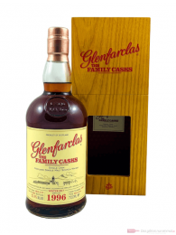 Glenfarclas The Family Casks Single Cask Sherry Butt 1996 Whisky 0,7l