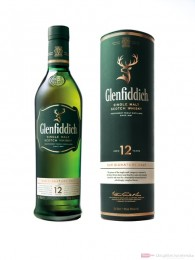 Glenfiddich 12 years Single Malt Scotch Whisky 0,7l