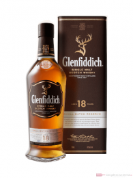 Glenfiddich 18 Years Small Batch Reserve Single Malt Whisky 0,7l