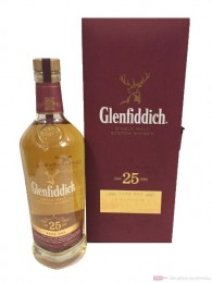 Glenfiddich 25 Years Rare Oak Single Malt Scotch Whisky 0,7l