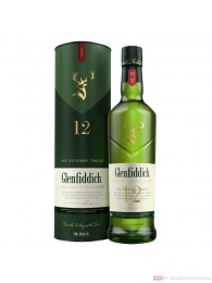Glenfiddich 12 Years New Design Single Malt Scotch Whisky 0,7l