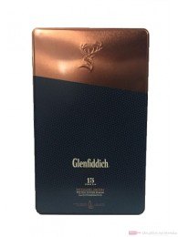 Glenfiddich 15 Years Distillery Edition + Gläser Single Malt Scotch Whisky 0,7l