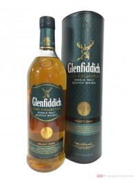 Glenfiddich Cask Collection Select Cask Single Malt Scotch Whisky 1,0l