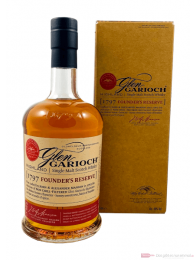 Glen Garioch Founders Reserve Single Malt Scotch Whisky 1l