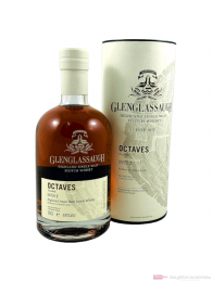 Glenglassaugh Octaves Classic Batch 2 Single Malt Scotch Whisky 0,7l