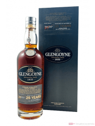 Glengoyne 25 Jahre Highland Single Malt Scotch Whisky 0,7l