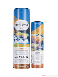 Glengoyne 10 Jahre Kunst Edition