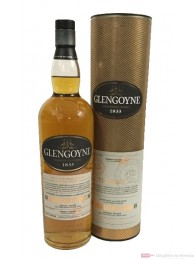 Glengoyne 15 Years Distillers Gold Single Malt Scotch Whisky 1l