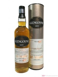Glengoyne 15 Years Highland Single Malt Scotch Whisky 0,7l