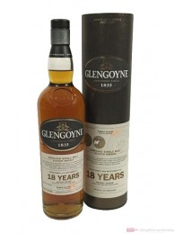 Glengoyne 18 Jahre Highland Single Malt Scotch Whisky 0,7l