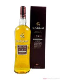 Glen Grant 15 Years Single Malt Scotch Whisky 1,0l