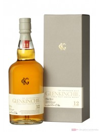Glenkinchie 12 years Single Lowland Pure Malt Scotch Whisky 43 % 0,7l Flasche