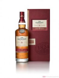 The Glenlivet 21 Years Archive Single Malt Scotch Whisky 0,7l