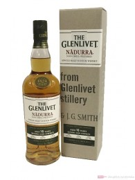 The Glenlivet 16 Years Nadurra Natural Cask Strength 60,2% 0,7l