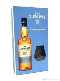 The Glenlivet Founder's Reserve in GP mit Glas