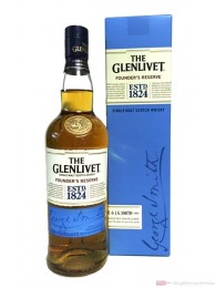 The Glenlivet Founder's Reserve Single Malt Scotch Whisky 0,7l