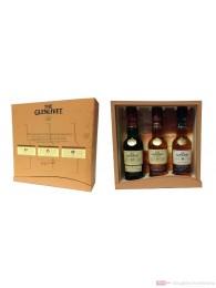 The Glenlivet 12, 15, 18 years Probierset Single Malt Whisky 3-0,2l