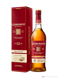 Glenmorangie The Lasanta Highland Single Malt Scotch Whisky 0,70l
