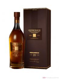Glenmorangie 18 years Single Malt Highland Scotch Whisky 0,70l