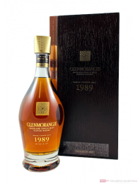 Glenmorangie 1989 Single Malt Scotch Whisky 0,7l