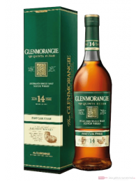 Glenmorangie Quinta Ruban 14 Y. Single Malt Scotch Whisky 0,7l