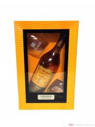 Glenmorangie Original in GP mit 2 Gläsern Single Malt Whisky 0,7l