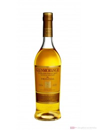 Glenmorangie Original Single Malt Scotch Whisky 0,70l