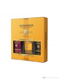 Glenmorangie Pioneering Collection Single Single Malt Scotch Whisky 3-0,35l