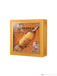 Glenmorangie Original in GP mit 2 Gläsern Single Malt Whisky 0,7l