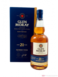 Glen Moray 21 Years Single Malt Scotch Whisky 0,7l