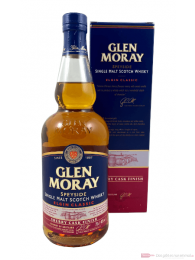 Glen Moray Elgin Classic Sherry Cask Finish Single Malt Scotch Whisky 0,7l