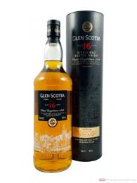 Glen Scotia 16 Years Single Malt Scotch Whisky 1l
