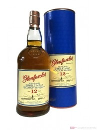 Glenfarclas 12 Years Single Highland Malt Scotch Whisky 1,0l