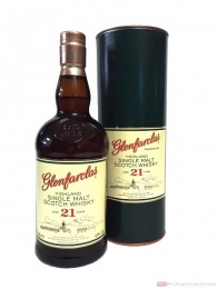 Glenfarclas 21 Years Single Highland Malt Scotch Whisky 0,7l