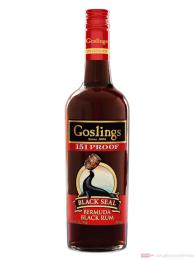 Gosling`s Black Seal Bermuda Rum 0,7l