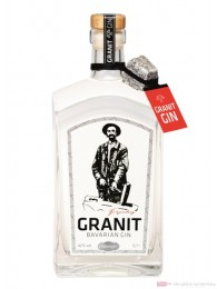 Granit Bavarian Gin 0,7l