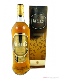 Grant's Distillery Edition Blended Scotch Whisky 1,0l