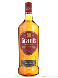Grants Triple Wood Blended Scotch Whisky 1,0l