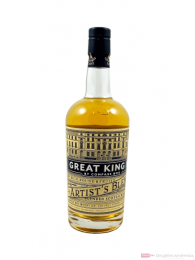 Compass Box Great King St Artist's Blend Blended Malt Scotch Whisky 0,7l