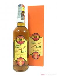 Cadenhead's Nicaraguan Green Label Rum 9 Years