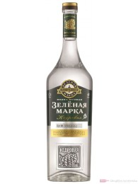 Green Mark Natural Cedar Nut Flavor Vodka 0,5l