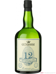 Gunroom 12 Botanicals London Dry Gin 0,7l