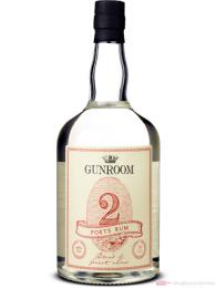Gunroom 2 Ports Rum Aged White Rum 0,7l