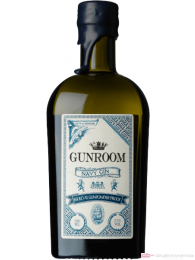 Gunroom Navy Gin London Dry Gin Gunpowder Proof 0,5l