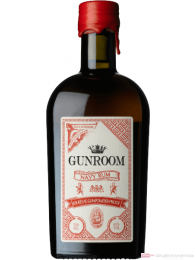 Gunroom Navy Rum Issued at Gunpowder Proof 0,5l