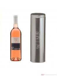 Hans Theo Eser Spätburgunder Rosé Qba trocken 2011 11,0% 0,75l Flasche in Metalldose Wine
